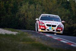 #155 Securtal Sorg Rennsport BMW 325i: Torsten Kratz, Kevin Totz, Cedrik Totz, Oliver Frisse