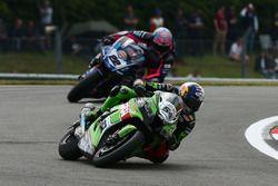 Toprak Razgatlioglu, Kawasaki Puccetti Racing, Alex Lowes, Pata Yamaha