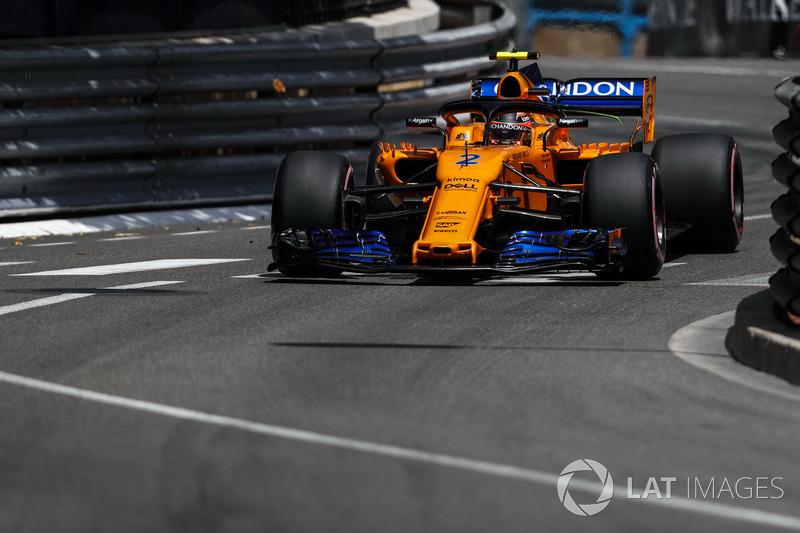 12: Стоффель Вандорн, McLaren MCL33 – 1:12.440