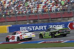 Christopher Bell, Joe Gibbs Racing, Toyota Camry Rheem Brad Keselowski, Team Penske, Ford Mustang Fitzgerald Glider Kits