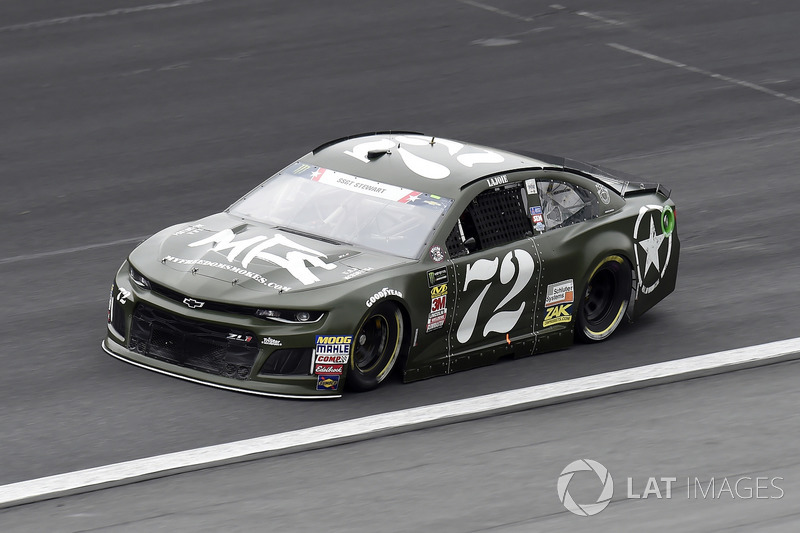 33. Corey LaJoie, TriStar Motorsports, Chevrolet Camaro MyFreedomSmokes.com