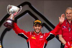 Podium : Antonio Fuoco, Charouz Racing System