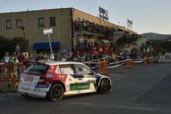 Giacomo Scattolon, Paolo Zanini, Skoda Fabia R5, Road Runner