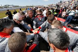 Will Power, Team Penske Chevrolet, avant la course