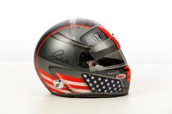 Helm van Marco Andretti