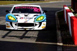 Mike Newbould, Will Burns HHC Motorsport Ginetta G55 GT4
