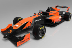 Regional F3 car built by ORECA for 2019