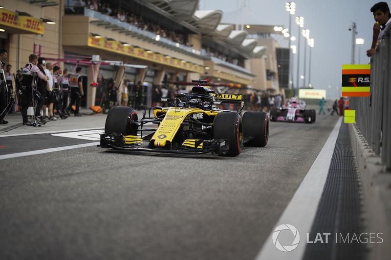 Nico Hulkenberg, Renault Sport F1 Team R.S.18