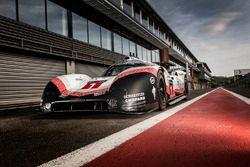 Андре Лоттерер, Нил Джани, Тимо Бернхард, Porsche Team, Porsche 919 Hybrid Evo