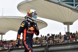 Daniel Ricciardo, Red Bull Racing met motorpech