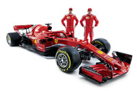 Sebastian Vettel, Ferrari, Kimi Raikkonen, Ferrari