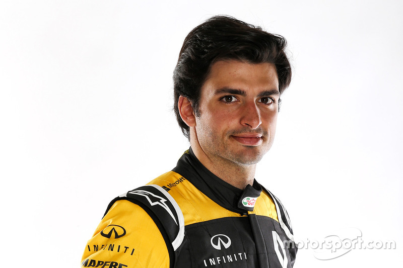 Carlos Sainz, Renault F1 Team