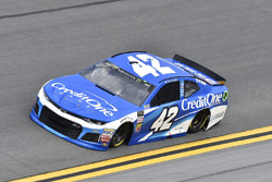 Kyle Larson, Chip Ganassi Racing, Credit One Bank Chevrolet Camaro