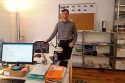 Pascal Derron, CEO of Swiss ePrix Operations company