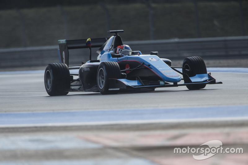 Tatiana Calderon, Jenzer Motorsport