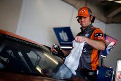 Механик Даниэля Суареса, Joe Gibbs Racing Toyota