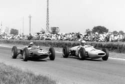 Willy Mairesse, Lotus 21, Henry Taylor, Lotus 18/21