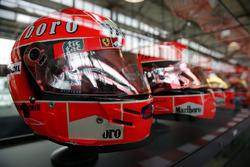 Helm van Michael Schumacher