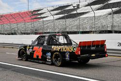 BJ McLeod, Mike Harmon Racing, Chevrolet Silverado