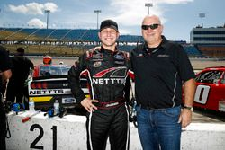 Kaz Grala, Fury Race Cars LLC, Ford Mustang NETTTS ve babası Darius Grala