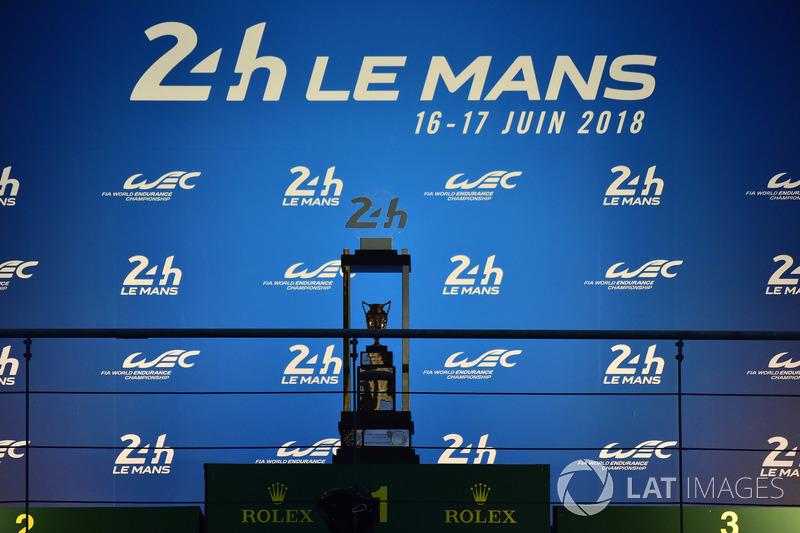 Trofee 24 uur van Le Mans