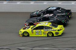 Gray Gaulding, BK Racing, Toyota Camry Paul Menard, Wood Brothers Racing, Ford Fusion Menards / Jack Links Gray Gaulding, BK Racing, Toyota
