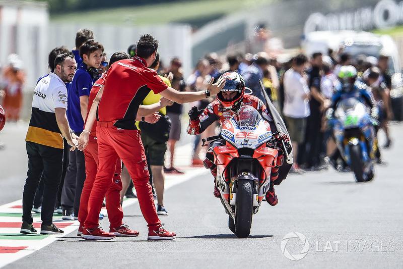 2018: Jorge Lorenzo (Ducati)