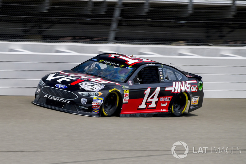12. Clint Bowyer, Stewart-Haas Racing, Ford Fusion Haas 30 Years of the VF1