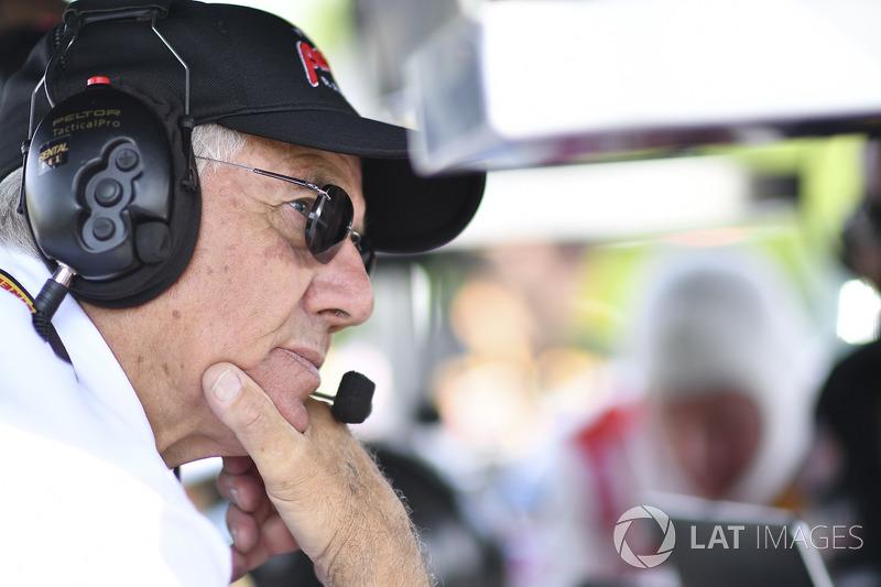 #50 Team Panoz Racing Panoz Avezzano GT4: Team Manager - Tom Milner
