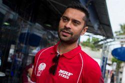Gaurav Gill, Team MRF Tyres Ford Fiesta R5