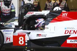 Энтони Дэвидсон, Toyota Gazoo Racing, Toyota TS050 Hybrid (№8)