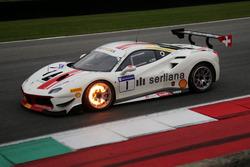 #1 Octane 126 Ferrari 488: Bjorn Grossmann