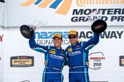 Ganadores, Renger van der Zande, Marc Goossens, Visit Florida Racing