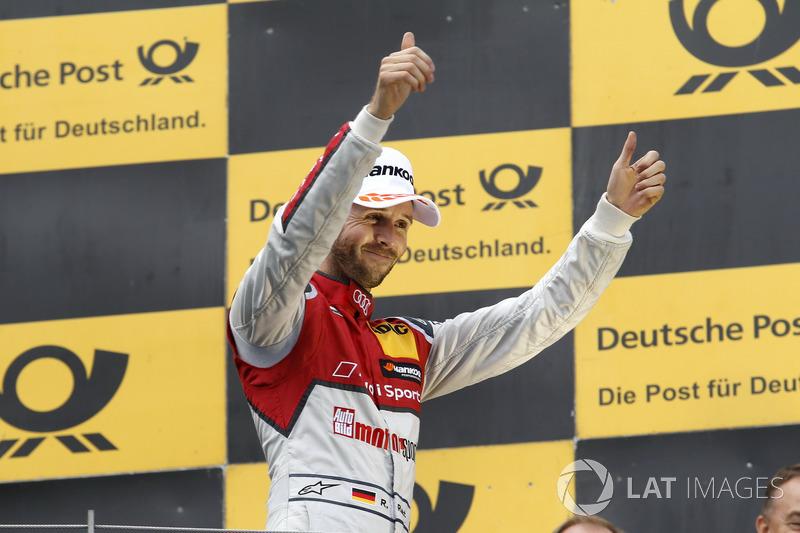 Rene Rast ilk DTM şampiyonluğunu kazandı
