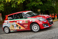 Stefano Martinelli, Massimiliano Bosi, Suzuki Swift R1