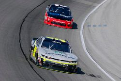 William Byron, JR Motorsports Chevrolet e Austin Dillon, Richard Childress Racing Chevrolet