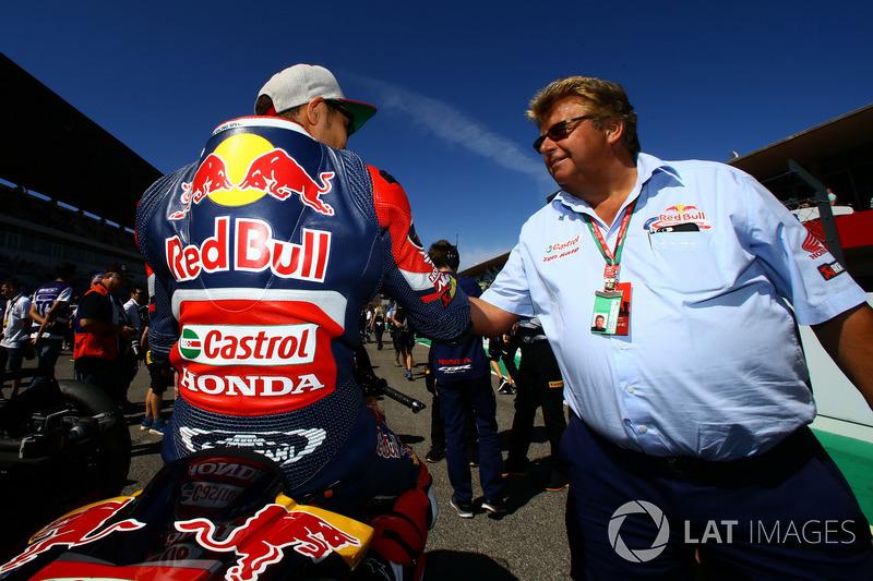 Takumi Takahashi, Honda World Superbike Team with Gerrit Ten Kate