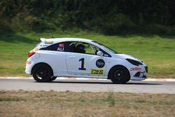 #1 Ali Başakıncı, Opel Corsa Opc