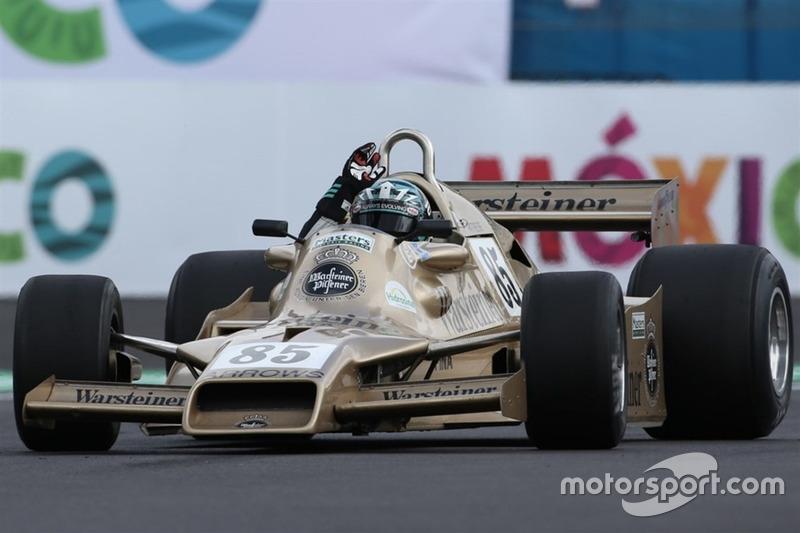 Arrows FA1, на якому Ріккардо Патрезе брав участь у першій половині сезону 1978 року