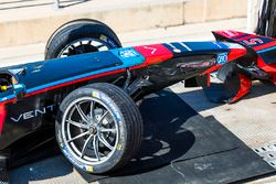Car of James Rossiter, Venturi Formula E Team