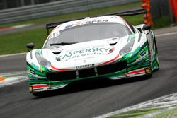 #48 Spirit of Race / Kaspersky Motorsport Ferrari 488 GT3: Алекс Моисеев, Давиде Риццо