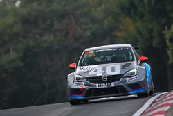 Hannu Luostarinen, Volker Strycek, Opel Astra TCR 40th