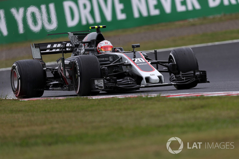 12: Kevin Magnussen, Haas F1 Team VF-17