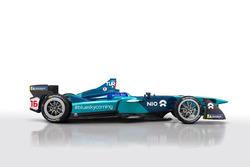 Coche de NIO Formula E team para 2017/18