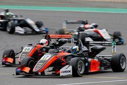Harrison Newey, Van Amersfoort Racing Dallara F317 - Mercedes-Benz, Joey Mawson, Van Amersfoort Racing, Dallara F317 - Mercedes-Benz