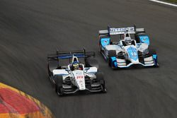 Sébastien Bourdais, Dale Coyne Racing Honda, Tony Kanaan, Chip Ganassi Racing Honda