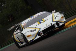 Lamborghini Huracan-S.GTCup #106 Vincenzo Sospiri Racing: Vaino - Tujula