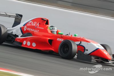 Magny-Cours test maart