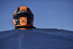 Casco de Ryan Eversley, RealTime Racing