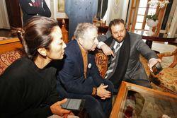 Michelle Yeoh, Jean Todt ve Serkan Yazıcı